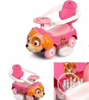 Paw Patrol Pink Push Car | Toys for sale in Lagos State, Lagos Island (Eko)