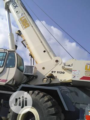 4X4 Terex Crane | Heavy Equipment for sale in Rivers State, Port-Harcourt