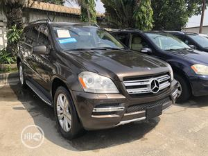 Mercedes-Benz GL Class 2012 GL 450 Brown | Cars for sale in Lagos State, Apapa