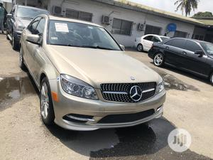 Mercedes-Benz C300 2011 Gold   Cars for sale in Lagos State, Apapa