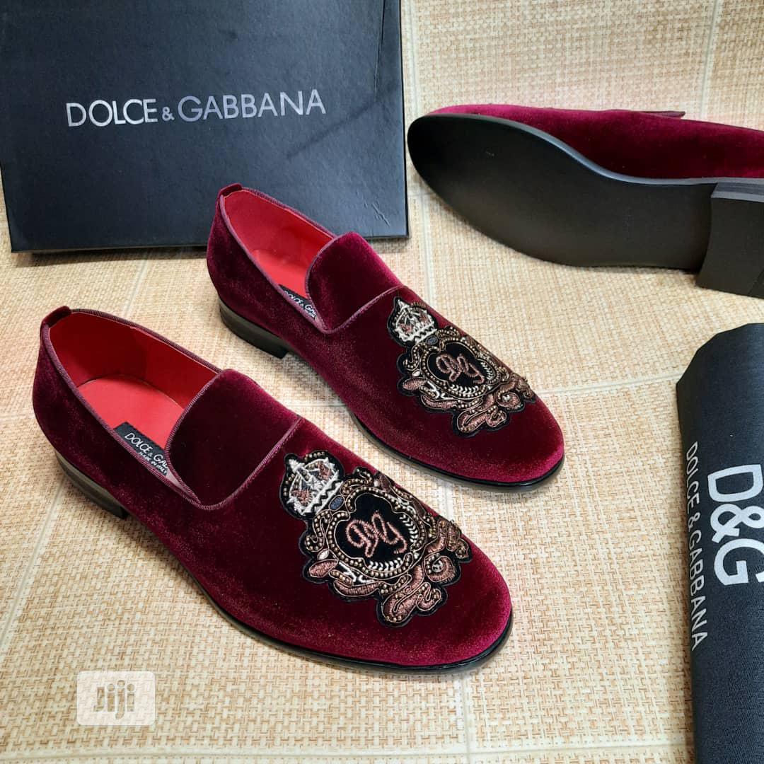 Men's Designer Shoe Dolce and Gabbana