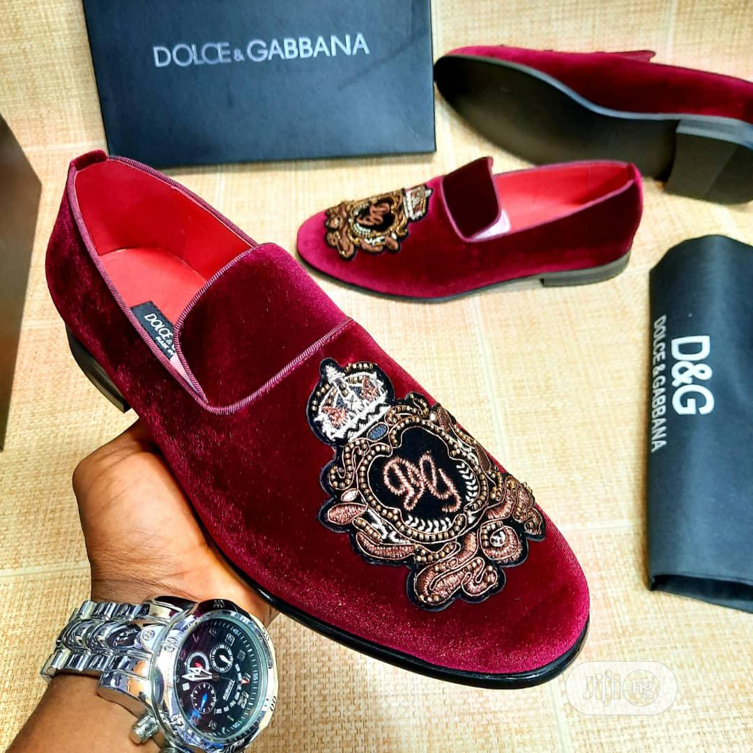 Men's Designer Shoe Dolce and Gabbana   Shoes for sale in Ojo, Lagos State, Nigeria