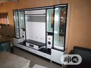 TV Stand With Wine Cabinet | Furniture for sale in Lagos State, Ojo