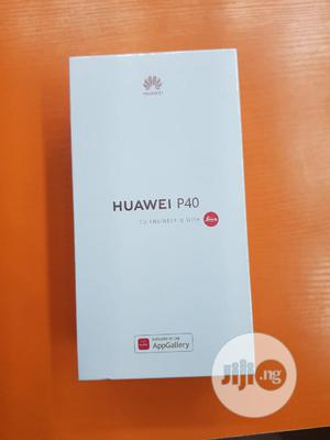 New Huawei P40 128 GB Black | Mobile Phones for sale in Lagos State, Ikeja