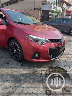 Toyota Corolla 2016 Red | Cars for sale in Lagos State, Ipaja