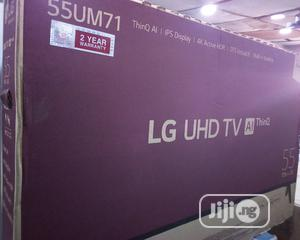 LG Smart Television 55 Inches | TV & DVD Equipment for sale in Lagos State, Mushin