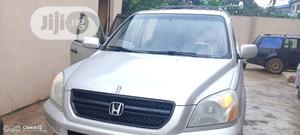 Honda Pilot 2006 EX 4x4 (3.5L 6cyl 5A) Silver | Cars for sale in Ogun State, Ado-Odo/Ota