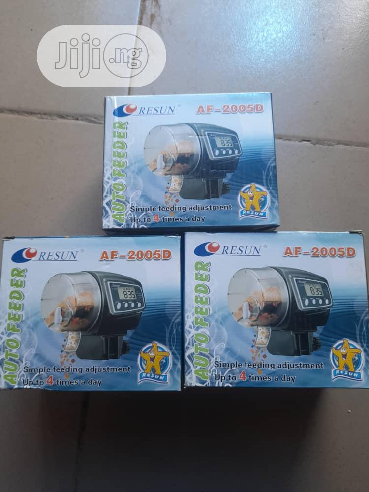 60g Automatic Fish Feeder