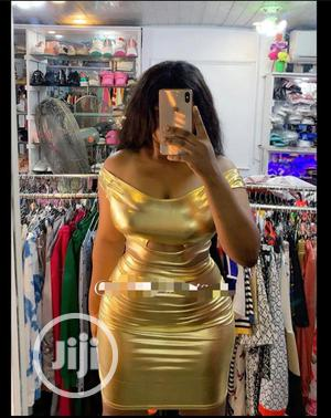 Female Dashing Gold Outfit | Clothing for sale in Lagos State, Ikeja