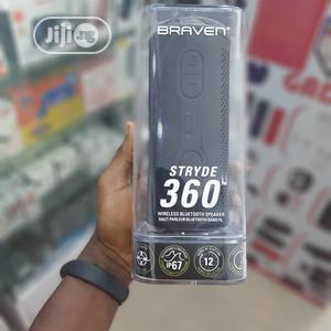 Braven Stryde 360 Bluetooth Speaker   Audio & Music Equipment for sale in Lagos State, Ikeja