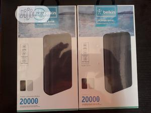 Belkin Power Bank 20000mah   Accessories for Mobile Phones & Tablets for sale in Lagos State, Ikeja