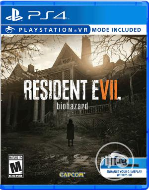 Resident Evil Ps4 Game (Biohazard) | Video Games for sale in Oyo State, Ibadan