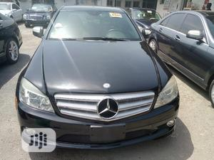 Mercedes-Benz C300 2008 Black | Cars for sale in Lagos State, Apapa
