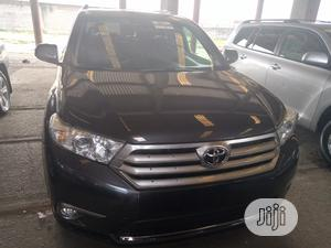 Toyota Highlander 2013 Gray | Cars for sale in Lagos State, Apapa