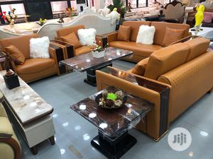 Leather Sofa Chair | Furniture for sale in Anambra State, Onitsha