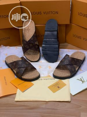 Top Quality Louis Vuitton Sandals   Shoes for sale in Lagos State, Magodo
