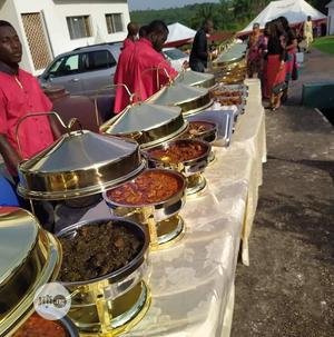 Hanging Chaffing Dish Gold Type | Restaurant & Catering Equipment for sale in Lagos State, Lekki