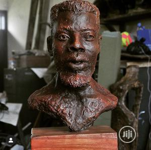 Realistic Sculpture, Painting, Pencil Portraiture.   Arts & Crafts for sale in Lagos State, Amuwo-Odofin