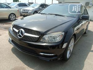 Mercedes-Benz C350 2011 Black   Cars for sale in Lagos State, Apapa