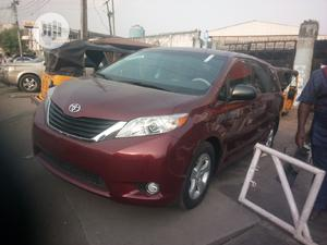 Toyota Sienna 2011 Limited 7 Passenger Red | Cars for sale in Lagos State, Apapa