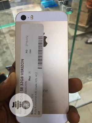 Apple iPhone SE 32 GB Gold | Mobile Phones for sale in Lagos State, Alimosho