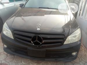 Mercedes-Benz C300 2010 Black   Cars for sale in Lagos State, Ifako-Ijaiye