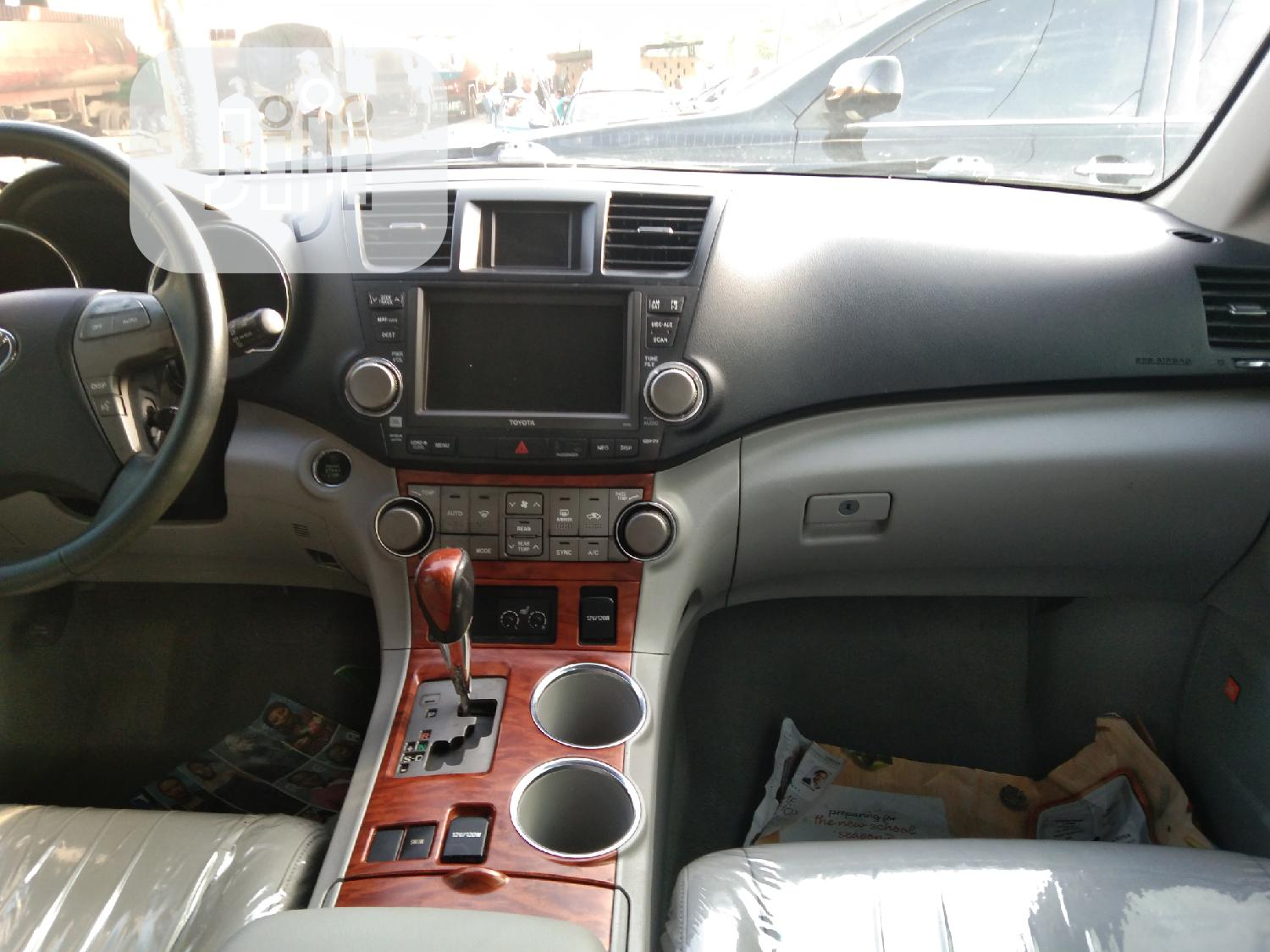 Toyota Highlander 2008 Limited Black   Cars for sale in Apapa, Lagos State, Nigeria