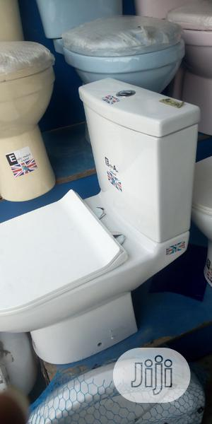 England WC And The Wash Hand Basin And Pedestal | Plumbing & Water Supply for sale in Lagos State, Orile
