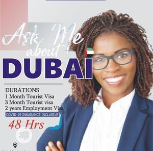 Dubai Visa With Work Guaranteed | Travel Agents & Tours for sale in Lagos State, Ajah