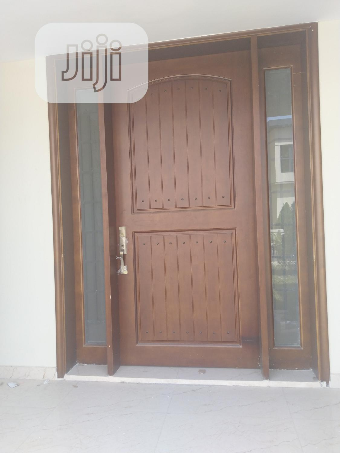 Brand New Fully Detached 5 Bedroom Duplex With Boys Quarter