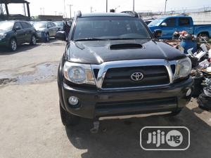 Toyota Tacoma 2008 4x4 Access Cab Black | Cars for sale in Lagos State, Apapa