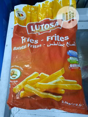 Lutosa French Fries Potato Chips - 2.5kg | Meals & Drinks for sale in Lagos State, Surulere