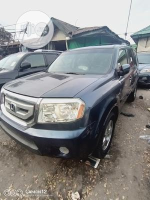 Honda Pilot 2011 EX 4dr SUV (3.5L 6cyl 5A) Blue | Cars for sale in Lagos State, Apapa