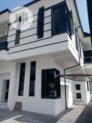 A Brand New 4bedrooms Fully Detached Duplex With BQ For Rent | Houses & Apartments For Rent for sale in Lekki, Ikota