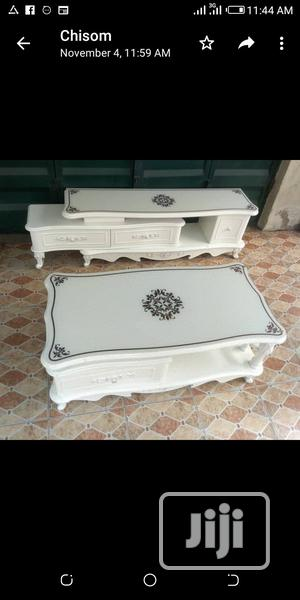 Quality TV Stand and Center Table | Furniture for sale in Lagos State, Ojodu