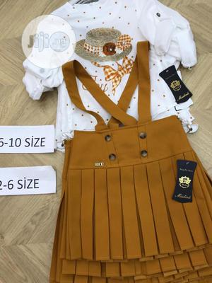 Turkey Skirt and Top | Children's Clothing for sale in Lagos State, Ojo
