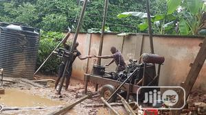 Borehole Drilling Machine. Towing Rig   Heavy Equipment for sale in Edo State, Ikpoba-Okha