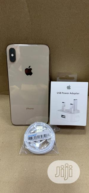 Apple iPhone XS Max 64 GB Gold | Mobile Phones for sale in Lagos State, Ikeja