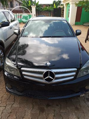 Mercedes-Benz C350 2008 Black | Cars for sale in Anambra State, Awka
