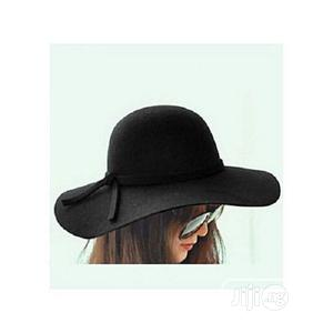 Ladies Beach Hat Black | Clothing Accessories for sale in Lagos State, Surulere