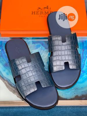 Top Quality Hermes Sandals   Shoes for sale in Lagos State, Magodo