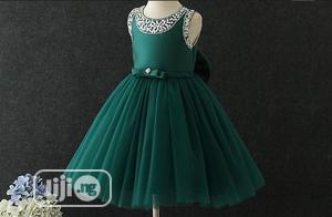 Kid's Princess Dress Girl's Ball Gown For Birthday/Party   Children's Clothing for sale in Lagos State, Amuwo-Odofin
