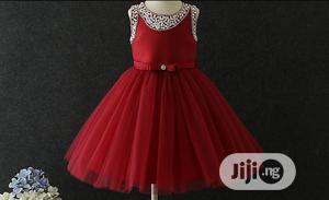 Kid's Princess Dress Girl's Ball Gown for 3-8y | Children's Clothing for sale in Lagos State, Amuwo-Odofin