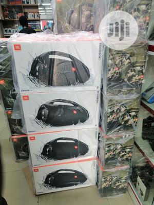 Boombox 2 Waterproof Bluetooth Speaker Grey   Audio & Music Equipment for sale in Lagos State, Ikeja