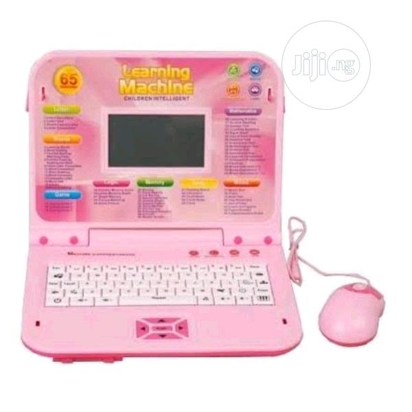 Kids Learning Laptop Educational Children Machine