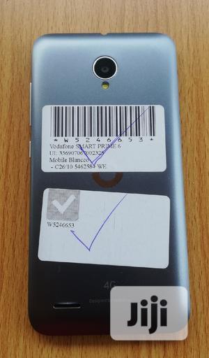 Vodafone Smart Prime 6 8 GB Gray | Mobile Phones for sale in Lagos State, Mushin