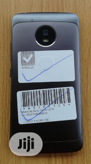 Motorola Moto G5 16 GB Black | Mobile Phones for sale in Lagos State, Mushin