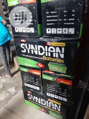 Syndian Solar Battery 12v/220ahs   Solar Energy for sale in Lagos State, Lekki