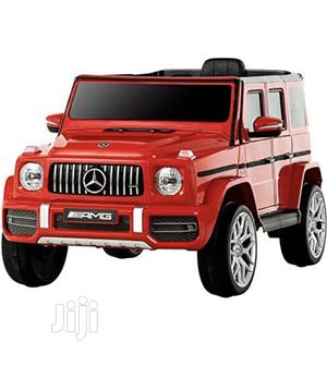 12V Licensed Mercedes-Benz G63 Kids Ride on Car With P/C   Toys for sale in Lagos State, Alimosho