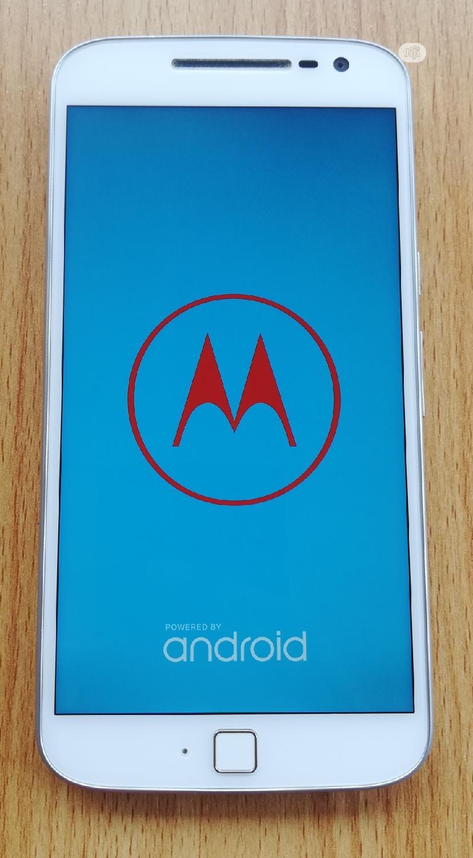 Motorola Moto G4 Plus 16 GB White